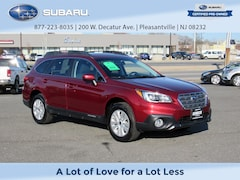 Certified Pre-Owned 2017 Subaru Outback Premium 2.5i Premium for sale in Pleasantville, NJ