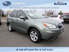 Certified Pre-Owned 2016 Subaru Forester 2.5i Limited CVT 2.5i Limited PZEV for sale in Pleasantville, NJ