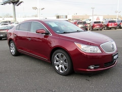 Bargain Inventory 2011 Buick Lacrosse CXL Sedan for sale in Pleasantville, NJ