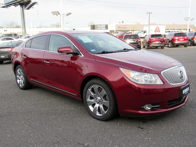 Used 2011 Buick Lacrosse CXL Sedan for sale in Pleasantville, NJ