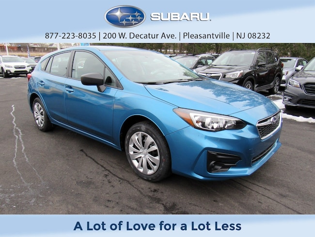 New 2019 Subaru Impreza For Sale Pleasantville 4s3gtaa60k3723878
