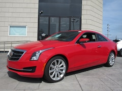 Used 2016 Cadillac ATS Coupe Standard RWD Coupe for sale in Pleasantville, N