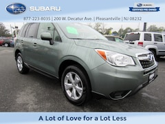 Certified Pre-Owned 2016 Subaru Forester 2.5i Premium CVT 2.5i Premium PZEV for sale in Pleasantville, NJ