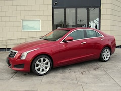 Used 2013 Cadillac ATS STD Sedan for sale in Pleasantville, N