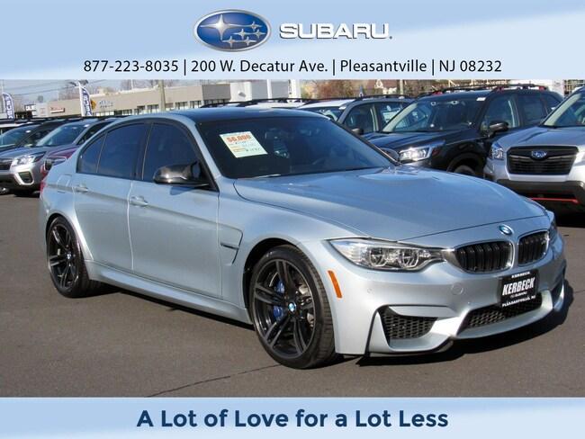 Used 2016 BMW M3 Sedan for sale in Pleasantville, NJ