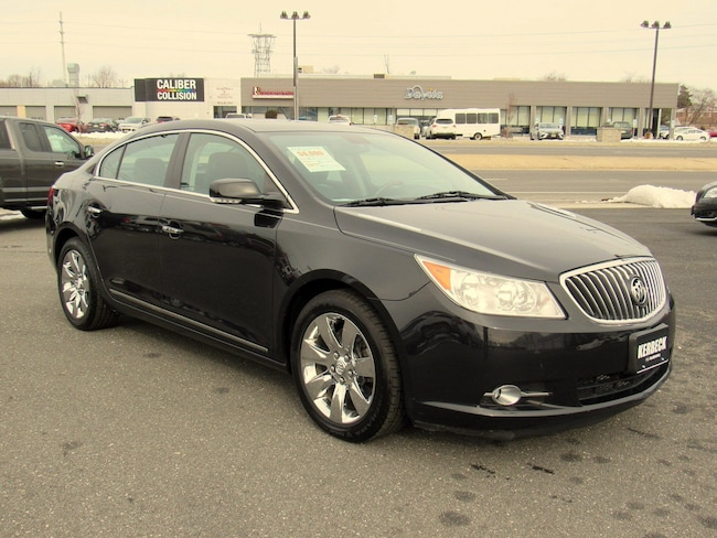 Used 2013 Buick Lacrosse Premium 1 Sedan for sale in Pleasantville, NJ