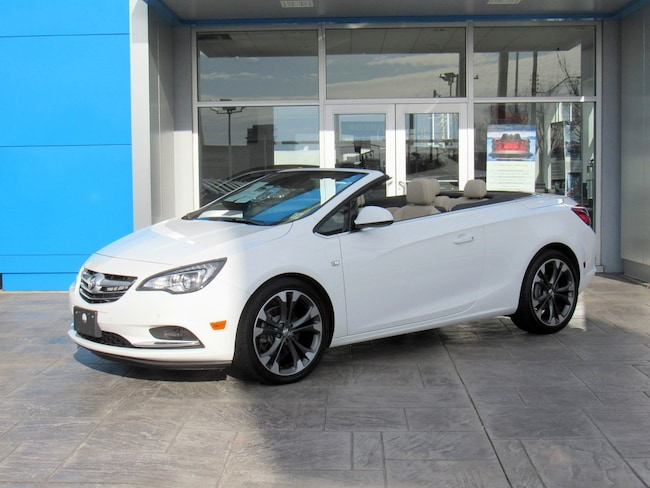 Certified Pre-Owned 2017 Buick Cascada Premium Convertible for sale in Pleasantville, NJ