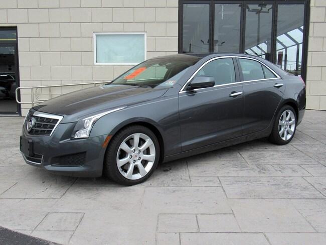 Used 2013 Cadillac ATS STD Sedan for sale in Pleasantville, NJ