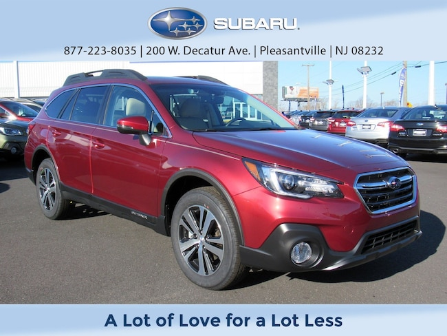 New 2019 Subaru Outback 2.5i Limited SUV for sale in Pleasantville, NJ