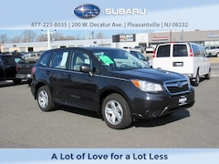 Certified Pre-Owned 2014 Subaru Forester 2.5i Auto 2.5i PZEV for sale in Pleasantville, NJ