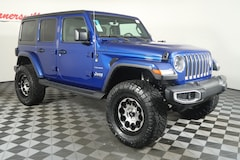 2018 Jeep Wrangler JL Unlimited Sahara Route 66 SUV