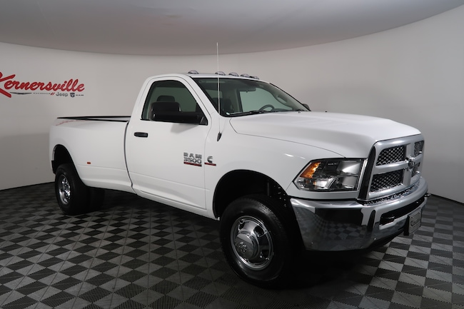 2018 Ram 3500 Tradesman Dually Truck Regular Cab LB