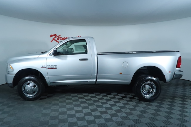 Kernersville Chrysler Dodge Jeep >> New 2018 Ram 3500 Tradesman Dually Truck Regular Cab LB ...