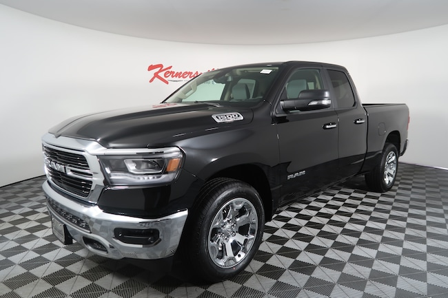 Kernersville Chrysler Dodge Jeep >> New 2019 Ram 1500 Big Horn Truck Quad Cab for Sale ...