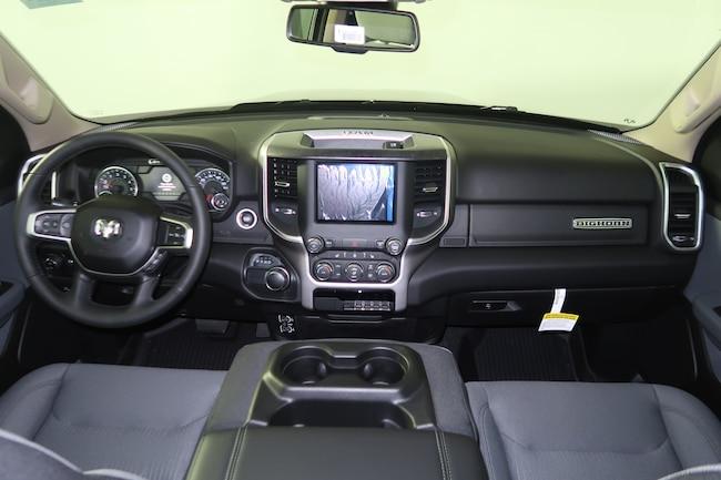 Kernersville Chrysler Dodge Jeep >> New 2019 Ram 1500 Big Horn Truck Quad Cab for Sale ...