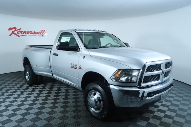 New 2018 Ram 3500 Tradesman Dually For Sale Kernersville Nc