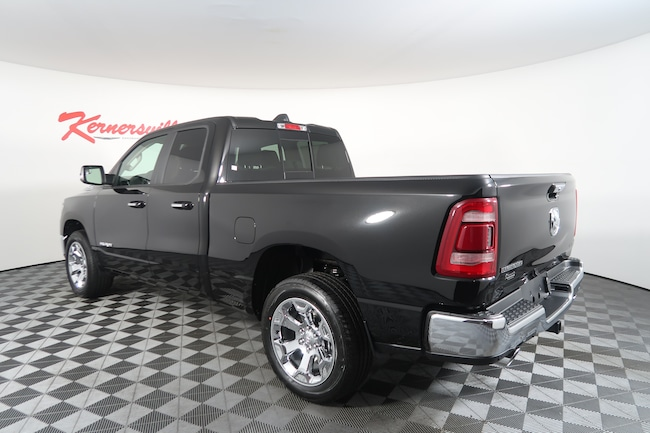 New 2019 Ram 1500 Big Horn Truck Quad Cab For Sale