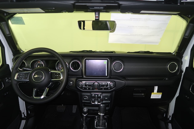 New 2018 Jeep Wrangler Jl Unlimited Sahara Suv For Sale