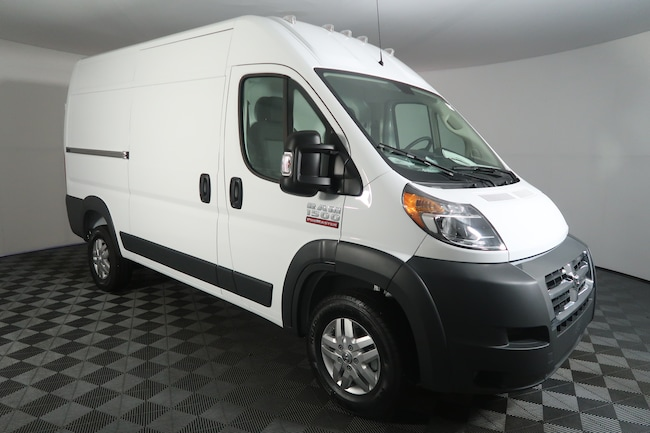 2018 Ram ProMaster 1500 High Roof Cargo Van