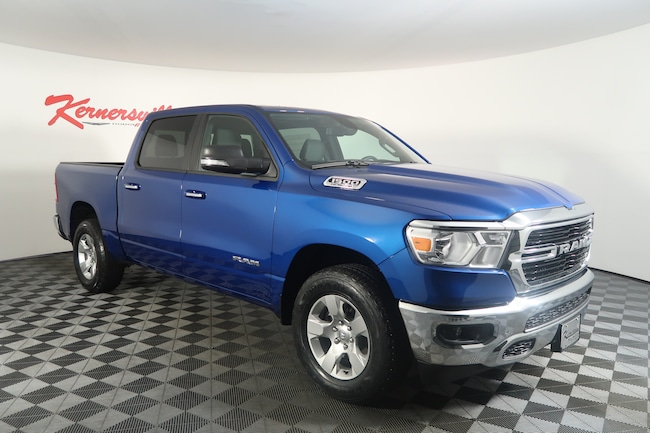New 2019 Ram 1500 Big Horn Truck Crew Cab for Sale ...