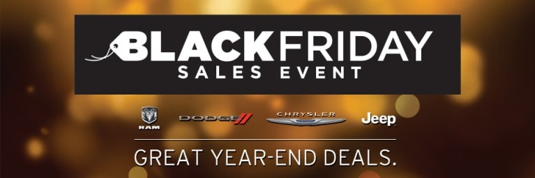 Black Friday / Cyber Monday At Kernersville Chrysler Dodge Jeep Ram