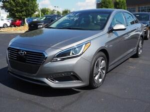 New 2017 Hyundai Sonata Hybrid For Sale at Kerry Hyundai | VIN