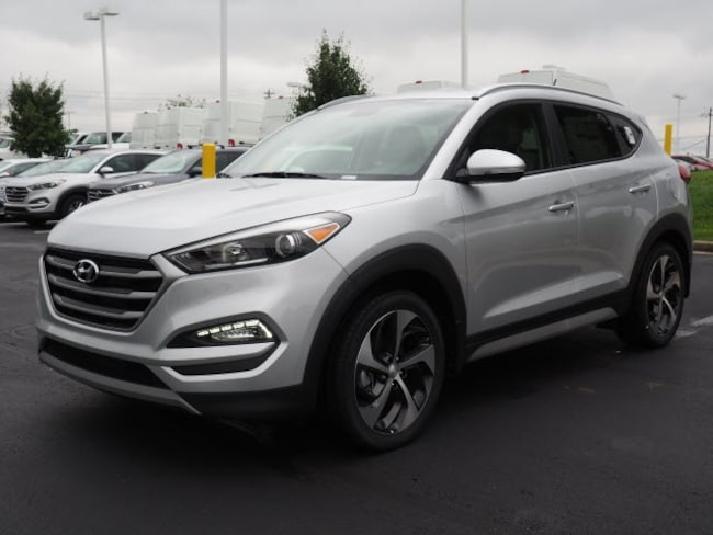 2017 Hyundai Tucson Sport Wagon