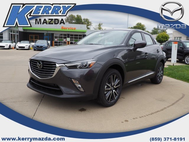 2018 Mazda CX-3 Grand Touring SUV