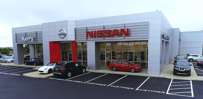 Kerry Nissan Of Florence Ky New And Used Car Dealership