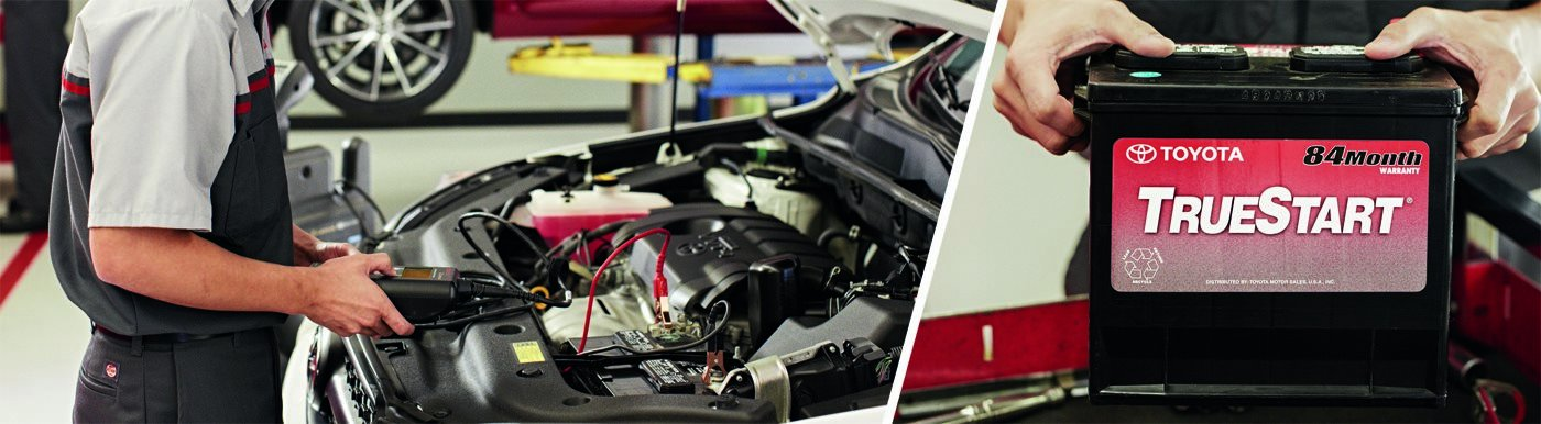 Car Battery Prices And Installation In Florence, Ky From Kerry Toyota