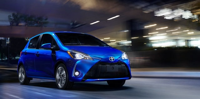 2019 vs 2018 Toyota Yaris Comparison | Florence KY