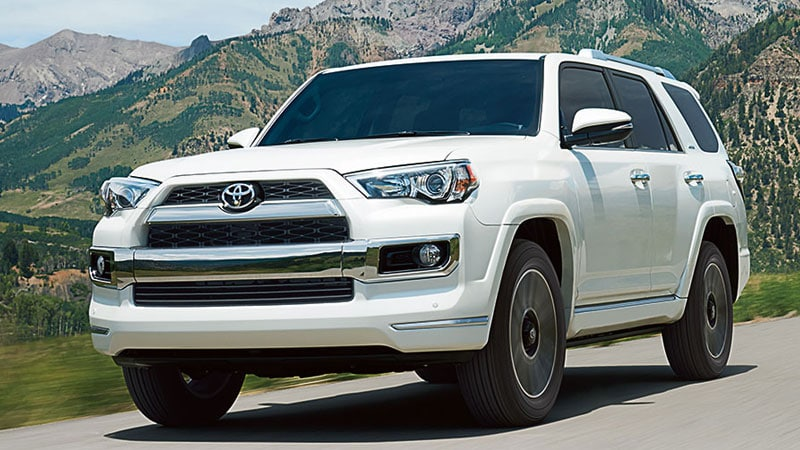 2017 Toyota Suv Models In Florence Ky Kerry Toyota