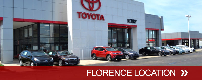Florence Toyota Service - Kerry Toyota