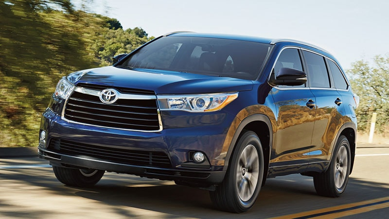 2017 Toyota Highlander Towing Capacity >> 2017 Toyota SUV Models in Florence, KY | Kerry Toyota