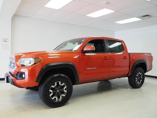 2016 Toyota Tacoma TRD Off Road Truck Double Cab
