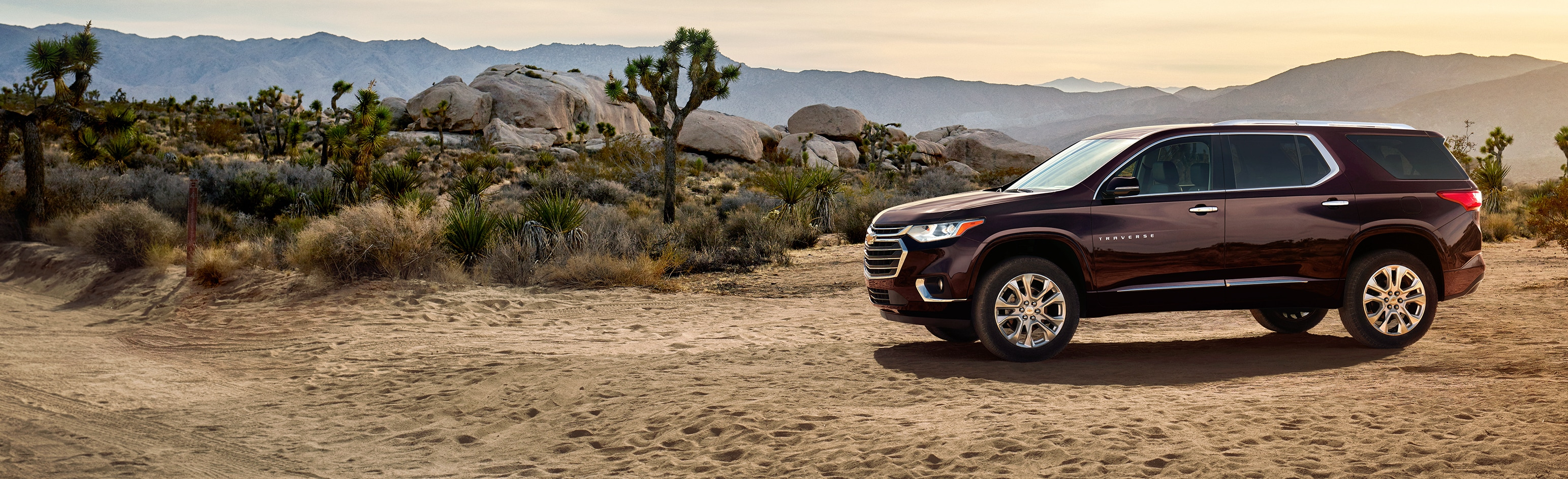 Buy or Lease a New Chevrolet Traverse For Sale in Greenville, SC