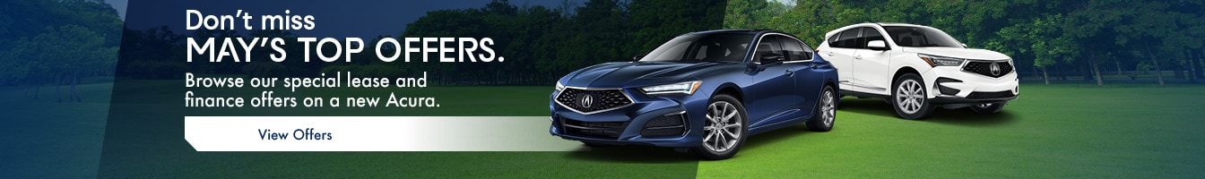 Acura Lease & Finance Special Offers in Portsmouth, NH