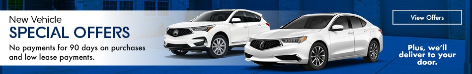 Acura Special Offers in Portsmouth, NH