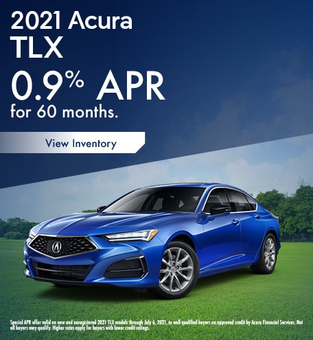 Acura TLX Finance Special Offer