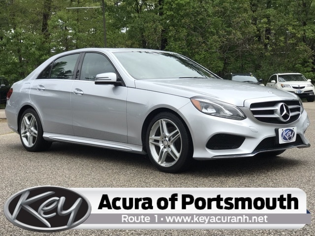 Used 2014 Mercedes-Benz E-Class For Sale at Key Chrysler
