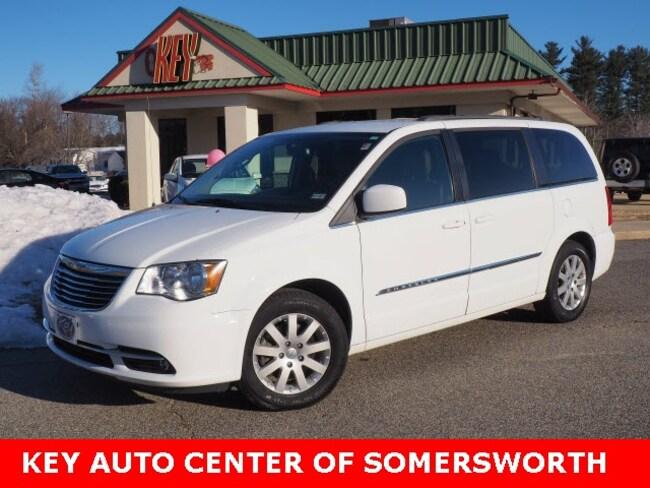 2016 Chrysler Town & Country Touring Van LWB Passenger Van