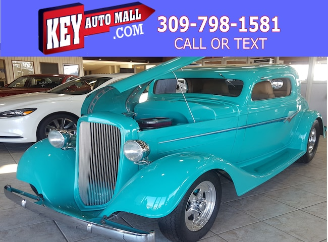 1934 Chevrolet Classic Coupe Coupe