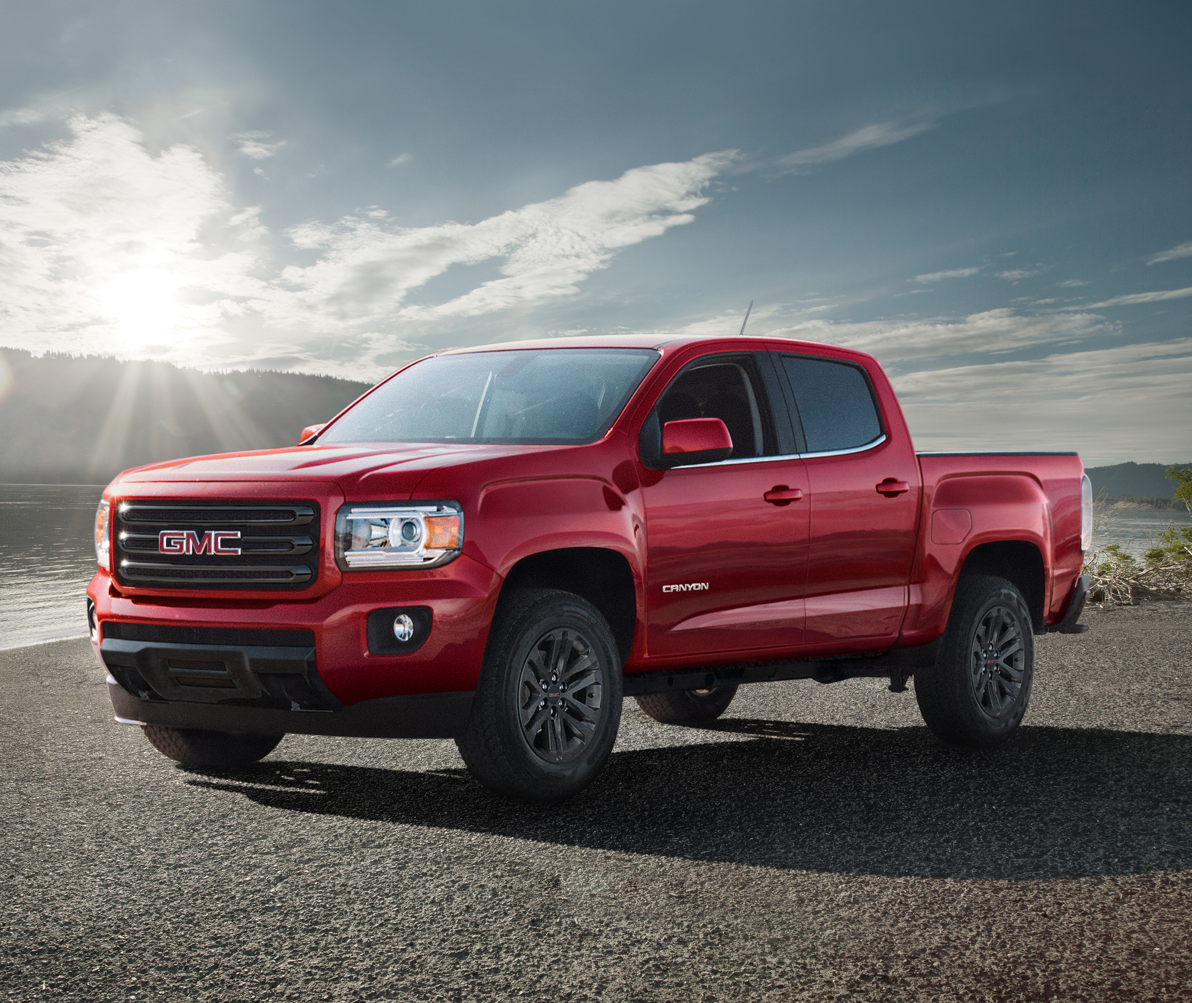 new gmc canyon truck
