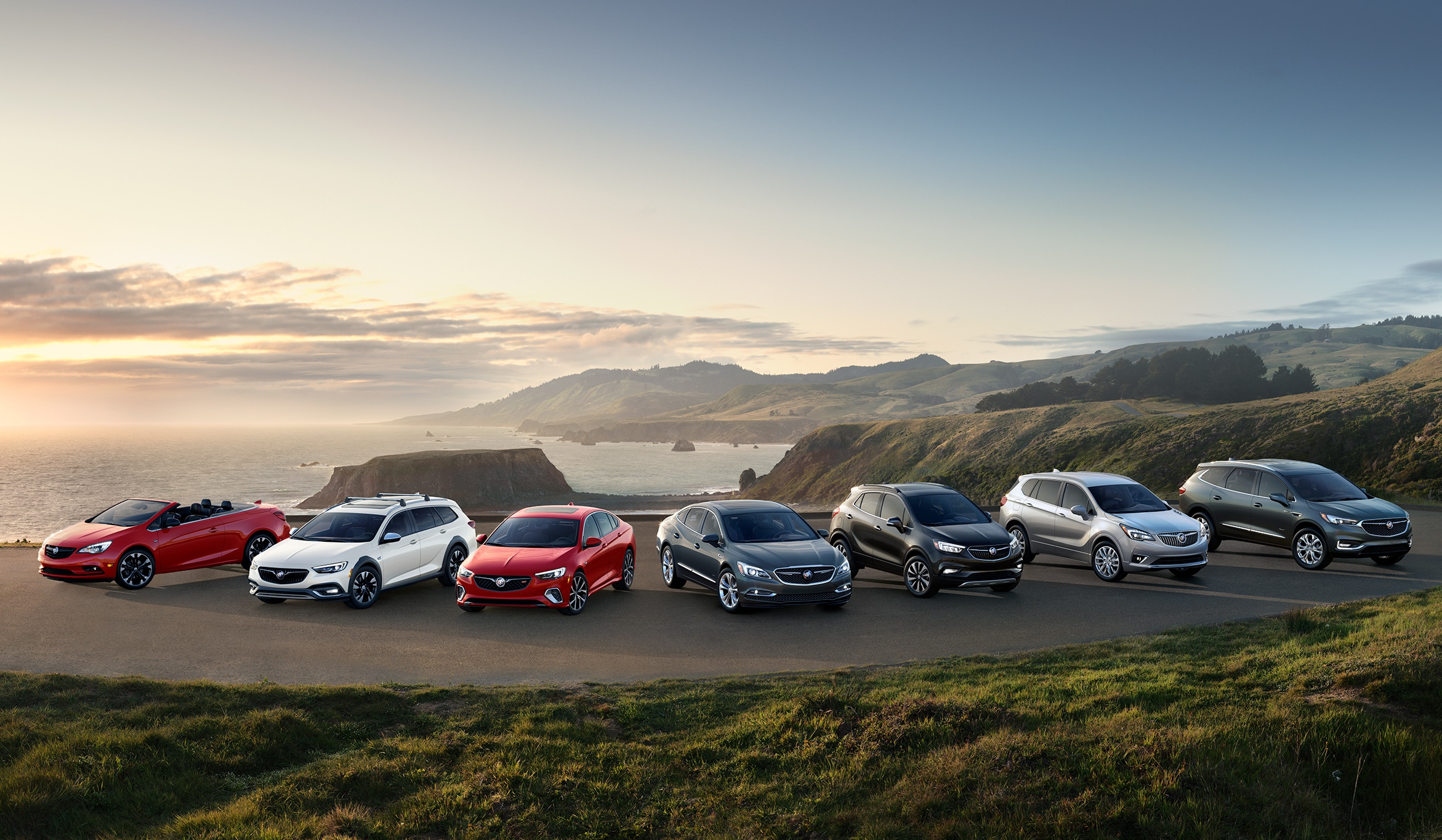 new buick lineup
