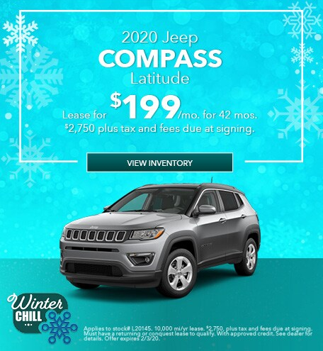 Jeep Compass Lease Offer