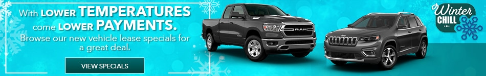 New Vehicle Lease Specials at Key Chrysler Dodge Jeep Ram of Lebanon