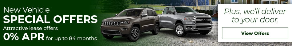 New Vehicle Special Offers at Key Chrysler Dodge Keep Ram of Lebanon