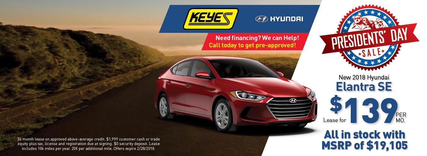 Hyundai Dealership Los Angeles >> Keyes Hyundai | Los Angeles Hyundai Dealership | Van Nuys, CA