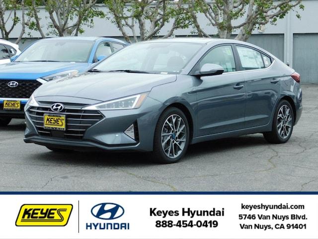 Keyes Hyundai Van Nuys >> New 2019 Hyundai Elantra For Sale At Keyes Hyundai Vin