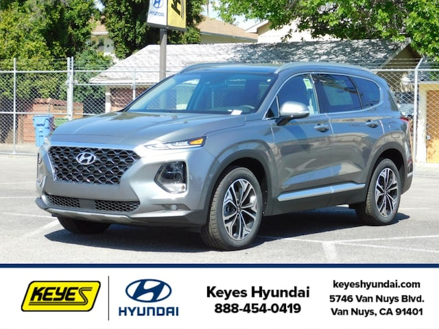 Keyes Hyundai Van Nuys >> New 2019 Hyundai Santa Fe For Sale At Keyes Hyundai Vin